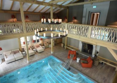 Grand Village Weissenhaus Wellness