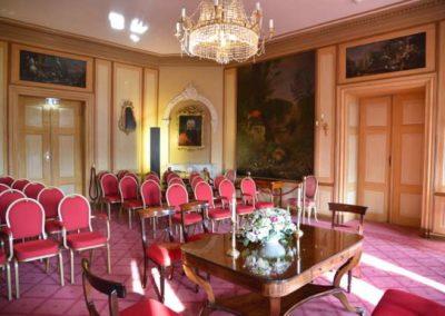 Gartensaal im Schloß Ahrensburg